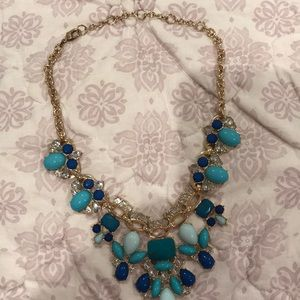 Jewelry - Blue and turquoise necklace